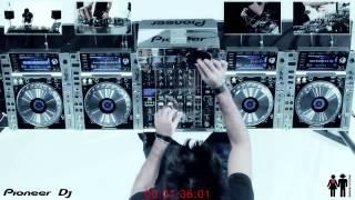 Video Gabry Ponte mixing 25 SONGS in 3 MINUTES !!! MP3, 3GP, MP4, WEBM, AVI, FLV Juli 2018