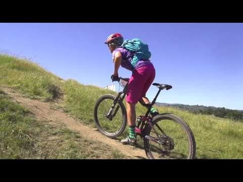 How to climb on a mountain bike