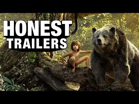 An Honest Trailer for Disney s Jungle Book