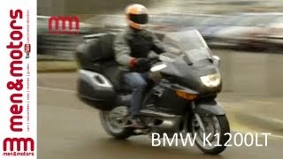 8. BMW K1200LT Review (2003)