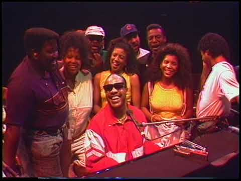 Coleman Young's 70th Birthday Greetings: Stevie Wonder (1988)