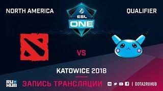 Team Radiant vs Blue Pikachu, ESL One Katowice NA, game 2 [Lum1Sit, Inmate]