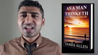 AS A MAN THINKETH by James ALLEN(Urdu/Hindi BEST REVIEW)