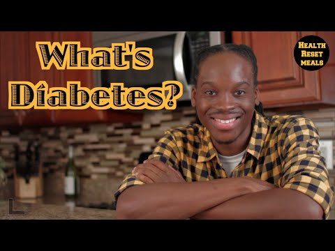 What's Diabetes? | Health Reset Meals