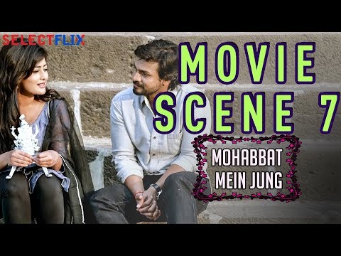 Movie Scene 7 - Mohabbat Mein Jung(nanna Ninna Prema Kathe) - Hindi Dubbed Movie | Vijay Raghavendra