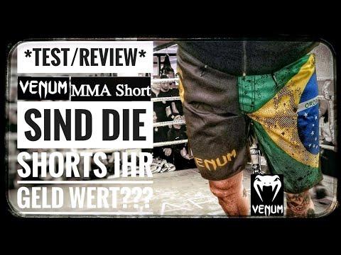 *TEST/Review* Venum MMA Shorts🥊➡️ sind diese ihr Geld wert??? by BoxMode