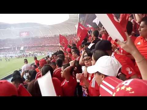 Ascenso del america de cali Pitazo final - Baron Rojo Sur - América de Cáli