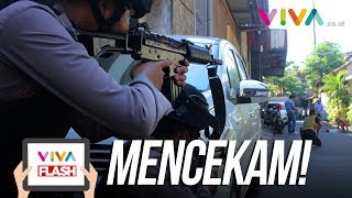 Video Suasana Mencekam Usai Ledakan Bom di Polrestabes Surabaya MP3, 3GP, MP4, WEBM, AVI, FLV Desember 2018