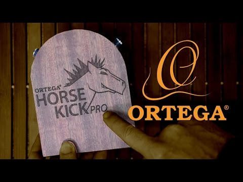 Ortega Percussion for Guitar Players - Horse Kick and Stompbox Cajon Review