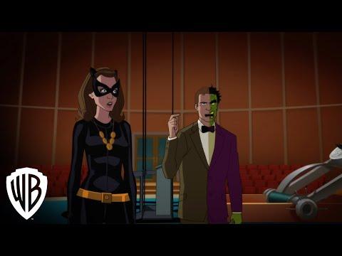 Batman vs. Two-Face (Trailer)