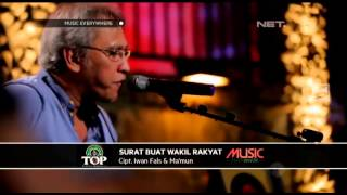 Video Iwan Fals - Surat Buat Wakil Rakyat (Music Everywhere_Net Music) MP3, 3GP, MP4, WEBM, AVI, FLV Agustus 2018