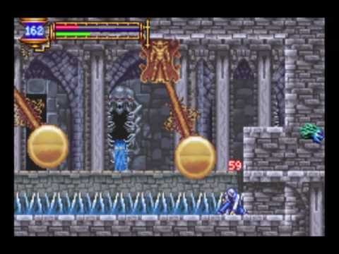 Let's Play Castlevania Aria of Sorrow: 18 - Defeating the Angel of Death. ...