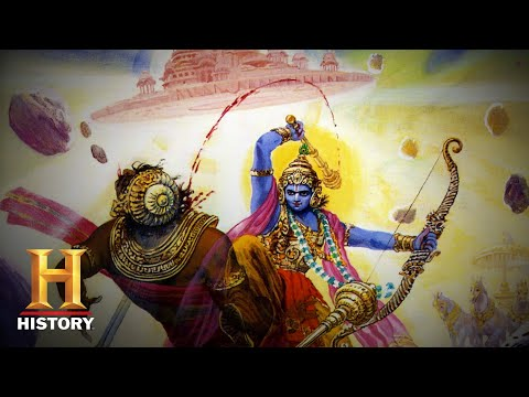 Ancient Aliens: India's Flying Saucers