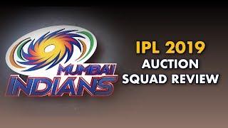 IPL 2019 Auction Squad Review: Mumbai Indians