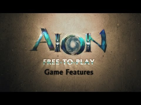 AION F2P Feature Trailer