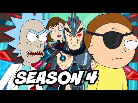 Rick and Morty Season 4 Promo Breakdown