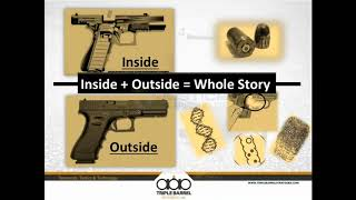 Webinar Series |  Sustainable Crime Gun Intelligence Strategies