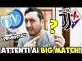 ATTENTI AI BIG MATCH!! LAZIO-NAPOLI | JUVENTUS-FIORENTINA [PRONOSTICI SERIE A] #5