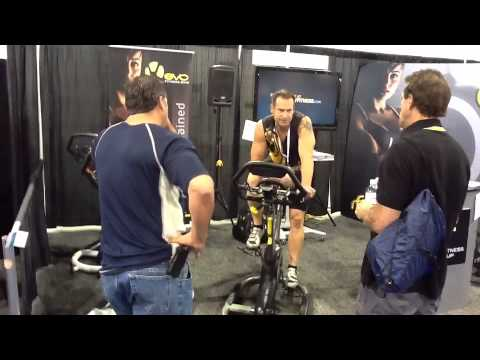 Evo Fitness Bike, Club Industry 2012