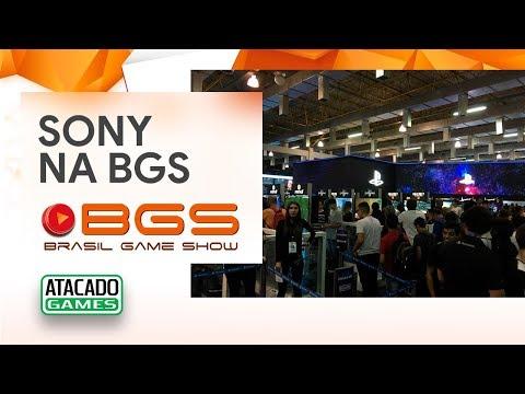 Video BGS2018 - Stand da Sony na Brasil Game Show download in MP3, 3GP, MP4, WEBM, AVI, FLV January 2017