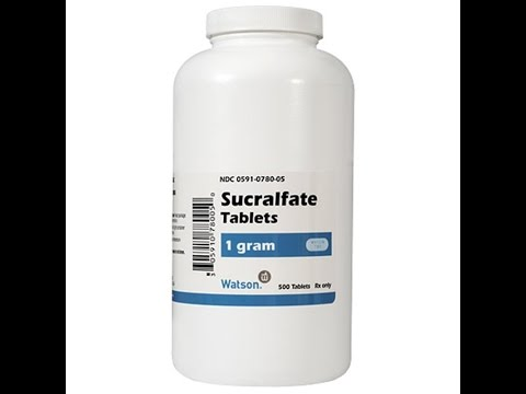 Sucralfate Tablets