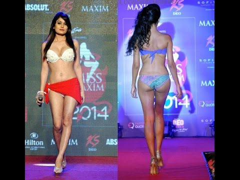 HOT BIKINI Fashion Show 2016 | Bright Perfect Miss India
