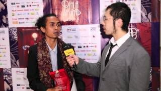 Nonton Cinema Lounge Interviewed Ferdinand Almy For Salisiah Adaik At Piala Maya 2014 Film Subtitle Indonesia Streaming Movie Download