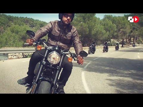 Vídeos de la Harley Davidson Sportster Roadster