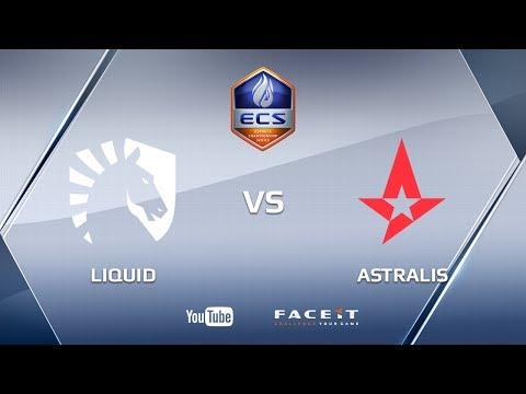 Liquid vs Astralis, ECS S3 Finals