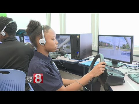 Hillhouse's Driver Safety program also giving teens chance to chase dreams