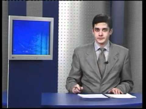 Украинский телеведущий