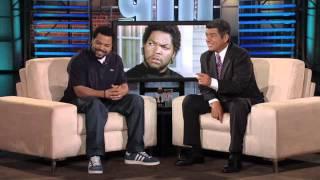 Ice Cube at Lopez Tonight
