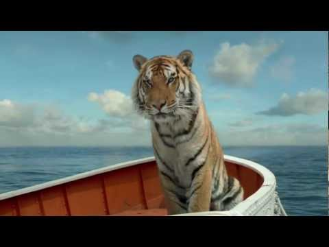 Life of Pi Featurette 'Richard Parker'