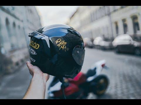 Mein neuer Helm! X-Lite 803 Ultra Carbon