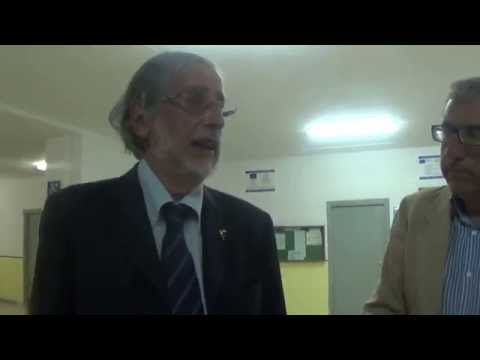 Augusto Maresca, ex assessore all'Ambiente Città di Piano di Sorrento.al Meta Film Festival