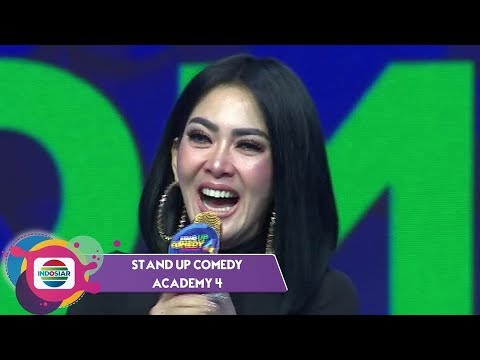 AH AH AUH..Begini Gaya SYAHRINI di IMPROVE COMEDY | Grand Final SUCA 4