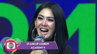 Video AH AH AUH..Begini Gaya SYAHRINI di IMPROVE COMEDY | Grand Final SUCA 4 MP3, 3GP, MP4, WEBM, AVI, FLV Maret 2019