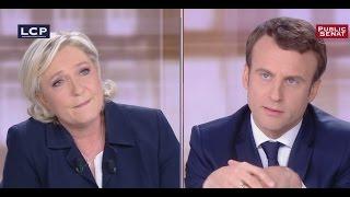 Video ▶Marine Le Pen accuse Emmanuel Macron d'avoir favorisé le rachat de SFR par Patrick Drahi MP3, 3GP, MP4, WEBM, AVI, FLV Mei 2017
