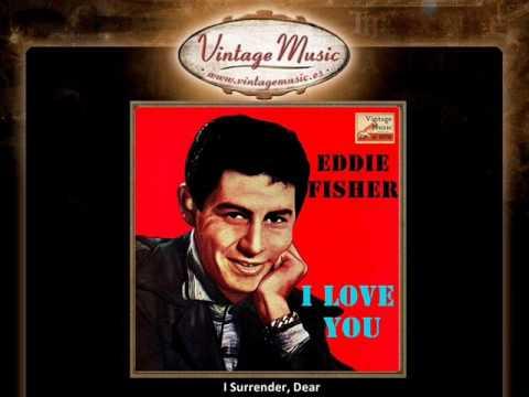 Tekst piosenki Eddie Fisher - I Surrender, Dear po polsku