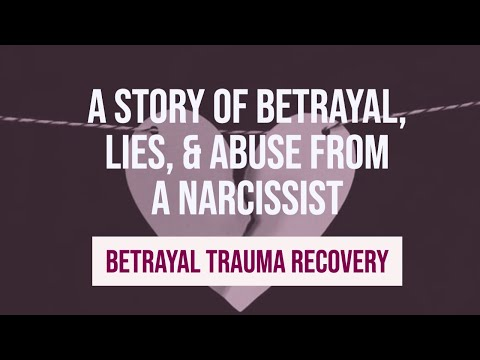 Amy Kate's Story Of Betrayal, Lies, Abuse She Experienced From Husband W/ Narcissistic Personality