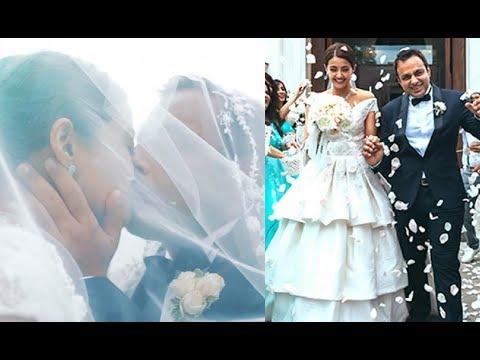 Surveen Chawla Married To Akshay Thakker In A Secret Ceremony!