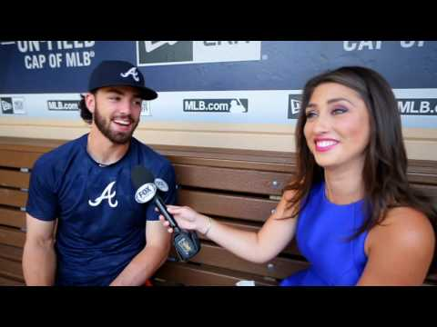 Mar-GOES 4 THE CYCLE featuring Dansby Swanson