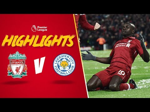 Alisson's Point-blank Save From Firmino | Liverpool 1-1 Leicester | Highlights