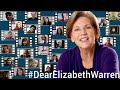 #DearElizabethWarren: Watch this