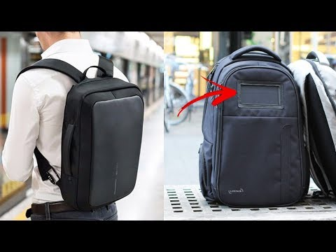 Top 5 Best Backpack In 2018 - Smart, Travel, Laptop, anti-theft : Backpack