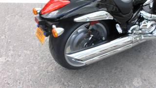 6. 2012 M109R Boulevard....first bike