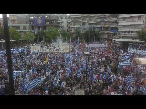 Συλλαλητήρια για τη Μακεδονία σε 24 πόλεις
