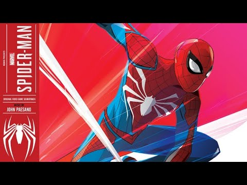 Marvel's Spider-man Ps4 Main theme - complete version / Soundtrack by John Paesano
