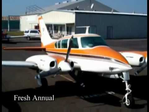 Barron Thomas 1968 Cessna 320F Skyknight  For Sale  Aircraft Sales VIDEO