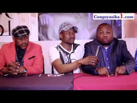 BOKETSHU - Colonel Odon Mbo, Boketshu Wayambo et Commandant Esso. Makila ya Congolais ekomi tapis ya Congo Brazza, Rwanda, Angola,.. Ti wapi? Suivez.